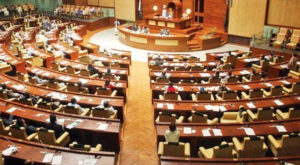 Speaker Sindh Assembly Agha Siraj Durrani has banned the entry of eight lawmakers. Source: FILE