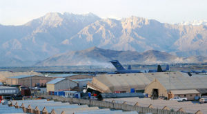 Bagram Air Base is the biggest military facility used by US and NATO forces in Afghanistan. Source: RT/ Wikipedia