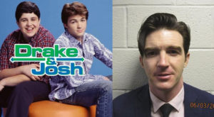 """Drake Bell catapulted to stardom as a teen with Nickelodeon's """"Drake & Josh"""" show. Source: AP/Online"""
