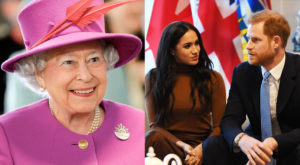 Meghan and Harry's daughter Lilibet's name is a tribute to both her great-grandmother, Queen Elizabeth, and late grandmother, Princess Diana. Source: Vanity Fair