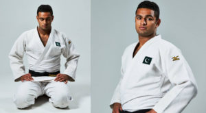 Shah Hussain Shah has secured a place in Tokyo Olympics. Source: Facebook.