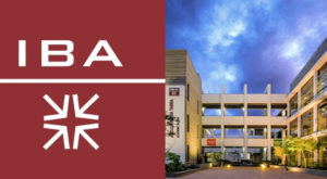 IBA Karachi launches Master's of Science in Development Studies. Source: IBA