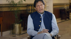 Prime Minister Imran Khan had an interview with Jonathan Swan of HBO Axios. Source: HBO Axios