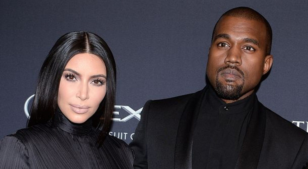 Kim Kardashian filed for divorce from Kanye West in February. Source: The Mirror.