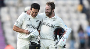 New Zealand won the inaugural World Test Championship (WTC) title. Source: NZ Cricket