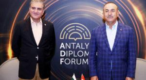 Pak Turk Talks on Afghanistan