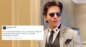Bollywood Baadshah Shah Rukh Khan recently held a #AskSRK session on Twitter and gave some interesting and quirky replies to his fans that will surely make your day.