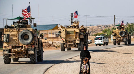 US troops come under fire in Syria after strikes against militias