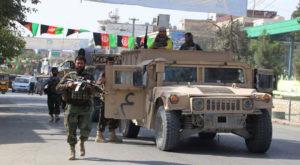 Taliban attack Kunduz, capture parts of the northeastern city. Source: Frontier News