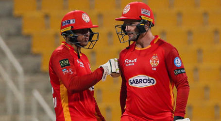 Islamabad United defeats Quetta Gladiators by 10 wickets