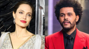 Hollywood actress Angelina Jolie and American rapper The Weeknd have reportedly have known each other for some time.