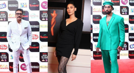 List of celebrities with best and worst wardrobes at Hum Style Awards 2021
