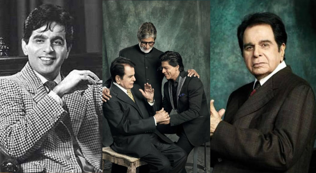 The 98-years-old legend was one of the last surviving stars of the Hindi film industry's 'Golden Age', which lasted from 1940 to 1960. Professionally known as Dilip Kumar, Mohammed Yusuf Khan was suffering from age-related health complications.