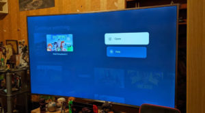 The Google TV 'Continue watching' carousel will soon let you 'Hide' content.
