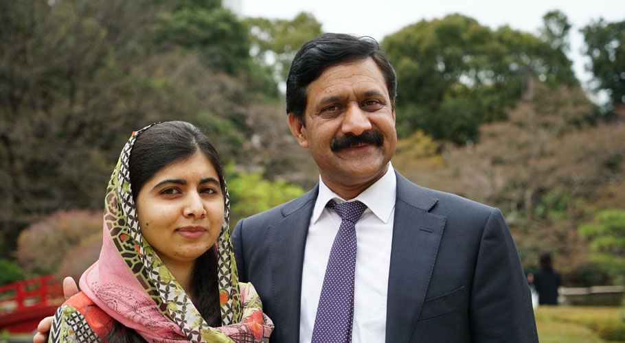 Ziauddin Yousafzai, father of Malala Yousafzai has reacted to the decision of restoring the original name of the Malala Yousafzai Government Girls Secondary School based on Karachi's Mission road.