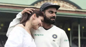 Indian captain Virat Kohli and his wife and Bollywood actress Anushka Sharma have recently challenged their fans to do the 'Bat Balance Challenge' on social media.