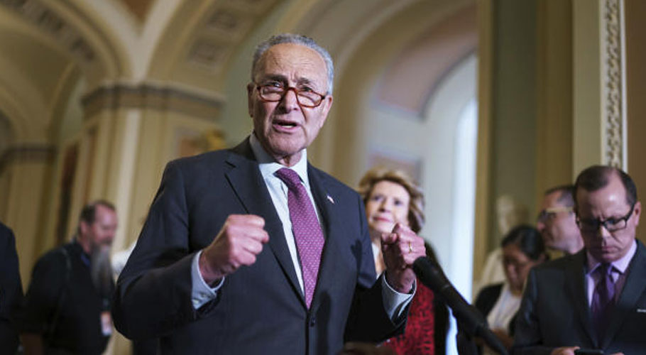 WASHINGTON (Reuters): US Senate Democratic leadership and Budget Committee Democrats have agreed on a $3.5 trillion infrastructure investment plan they aim to include in a budget resolution to be debated later this summer.