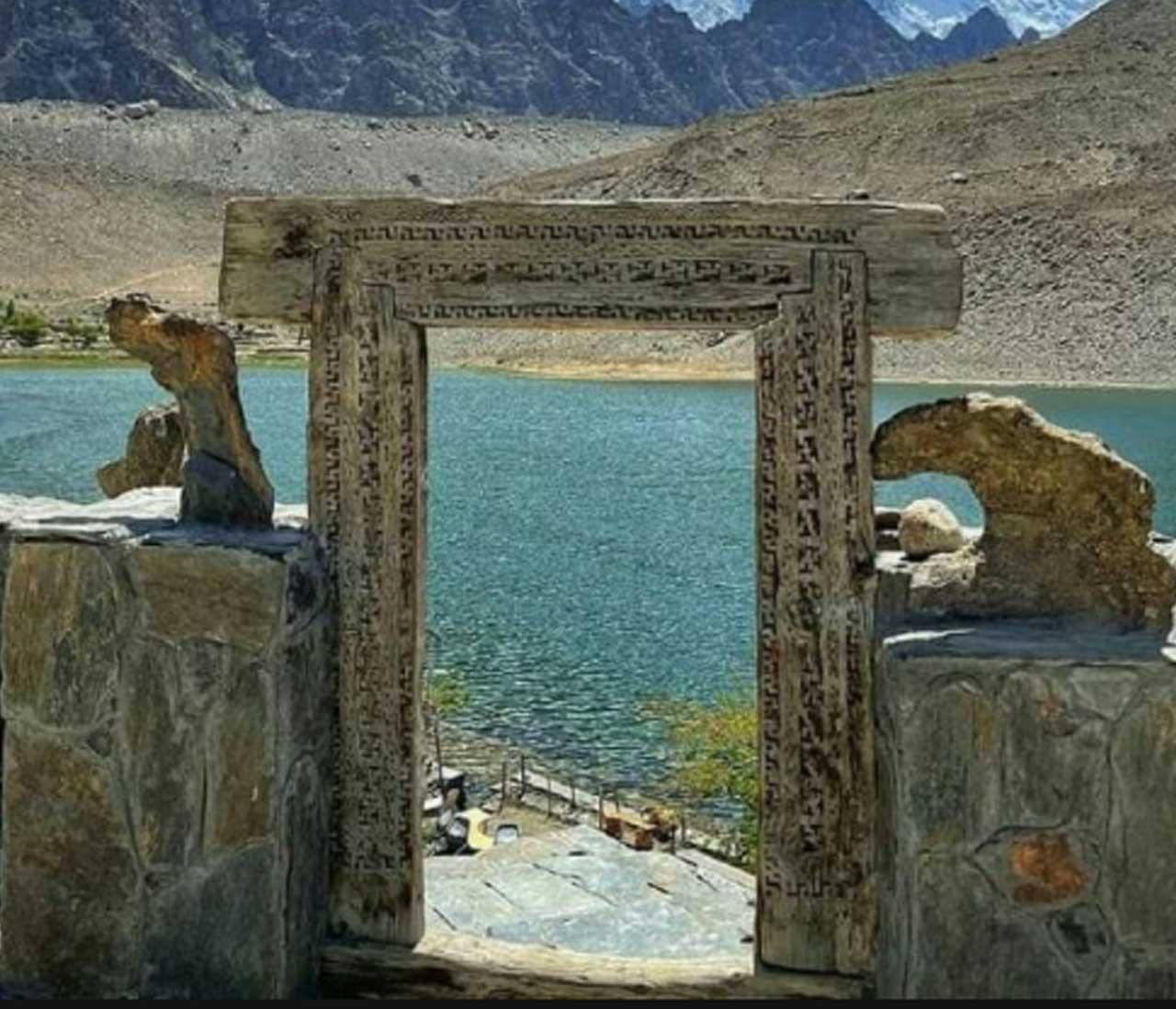 Borith Lake, Gojal Hunza Valley