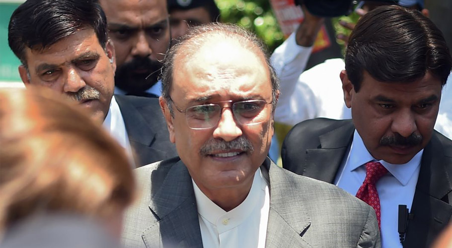 ISLAMABAD: The Islamabad High Court (IHC) has granted pre-arrest bail to Pakistan People's Party (PPP) co-chairman Asif Ali Zardari in a Manhattan apartment in New York.