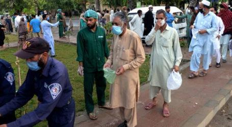 Pakistan reports 1,841 coronavirus cases, 32 deaths