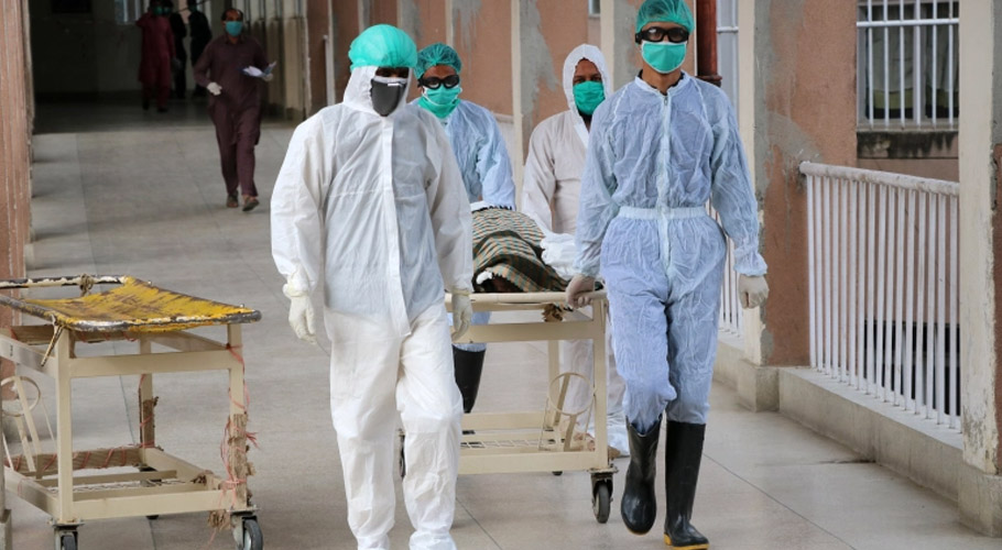 The total number of people affected by coronavirus has reached 993,872.