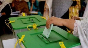 The general elections for AJK Legislative Assembly will be held on July 25. Source: FILE.