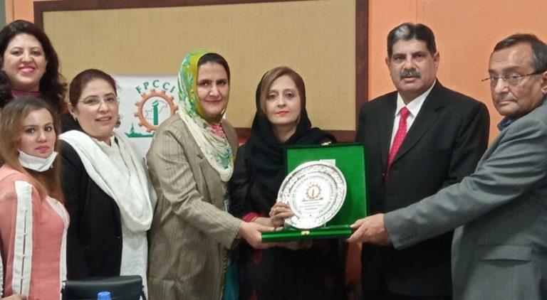 The SECP assured to assist women entrepreneurs. Source: MM News/PR