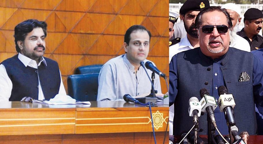 KARACHI: Preparations are underway to appoint Sindh government spokesman Barrister Murtaza Wahab as Administrator Karachi.