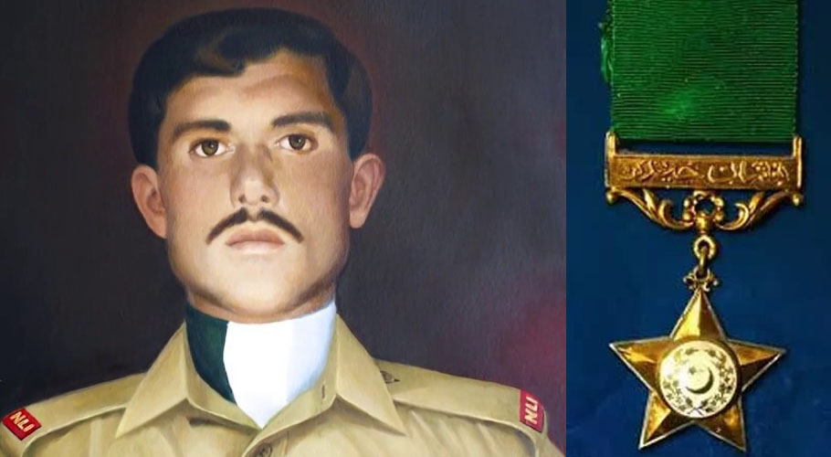 The 22nd martyred anniversary of Shaheed Havaldar Lalak Jan, Nishan-e-Haider, is being observed today.