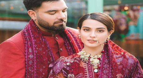 I advised Iqra to work less after marriage, reveals Yasir Hussain