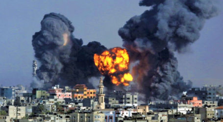 Bombing of Gaza: Why is Israel conspiring against Muslims?