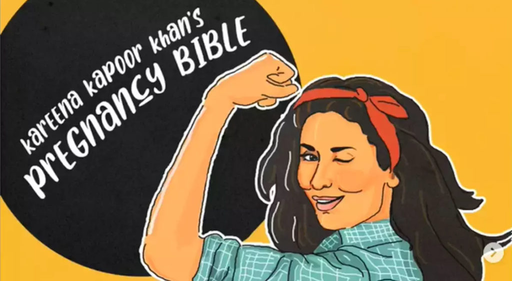 The word 'Bible' in the title of Kareena Kapoor's book has caused outrage among the Christians.