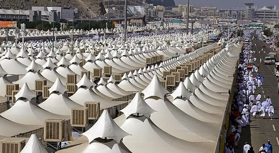 RIYADH: Pilgrims have reached Mina valley after spending the night in Muzdalifah while Eid-ul-Azha is being celebrated in other countries including Saudi Arabia today.