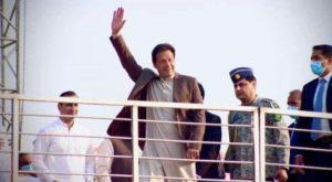 Prime Minister Imran Khan will arrive in Gwadar. Source: FILE.
