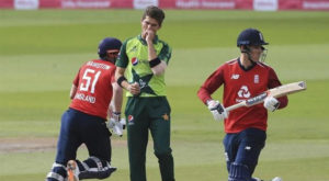 According to the details, the decisive match of the Pak-England T20 series will be played today and the two teams will face each other at Old Trafford.