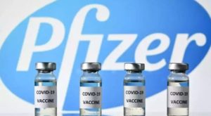 Pakistan has signed an agreement with Pfizer for procurement of 13 million doses. Source: FILE