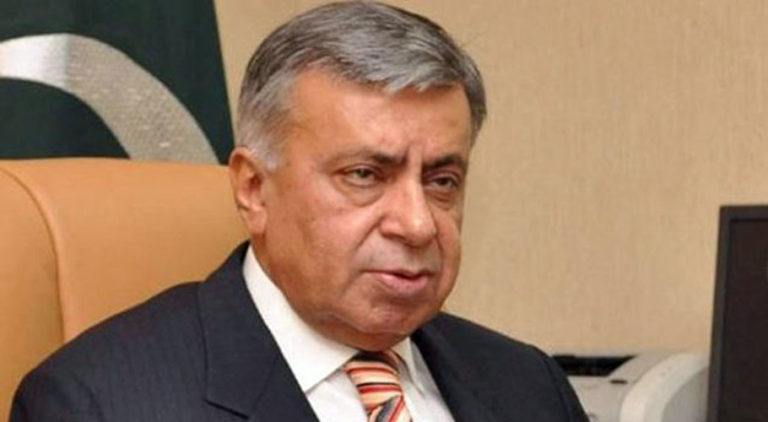 Arif Nizami was the founder of Pakistan Today newspaper. Source: FILE.
