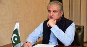 Qureshi has condemned India's involvement in terrorist activities across Pakistan,
