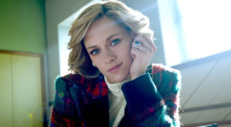 Princess Diana's biopic 'Spencer' to be showcased at Venice Film Festival