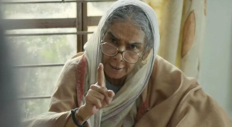 Surekha Sikri had won a National Award in the 2018 film Badhaai Ho for her brilliant performance.