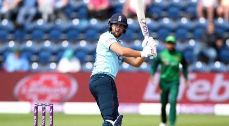 First ODI: England thrashes Pakistan by nine wickets
