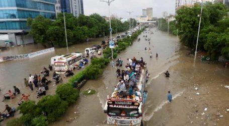 First spell of monsoon rains to hit Karachi from July 15