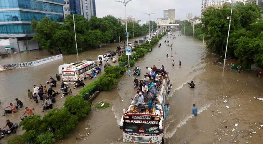 Thundershowers also expected in other cities of Sindh and Balochistan