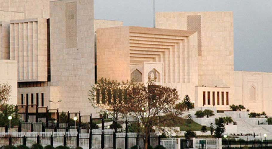 A two-member bench of the Supreme Court headed by Justice Sajjad Ali Shah will hear the case