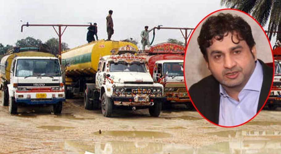 He requested provincial leadership to issue directives to MD Water Board