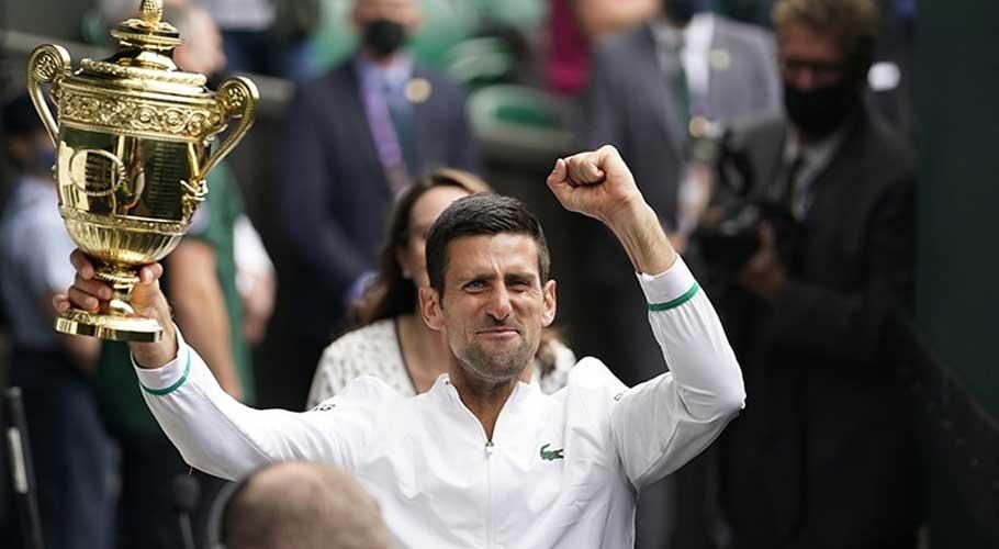 Novak Djokovic beats Italian seventh seed Matteo Berrettini