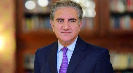 FM Qureshi leaves for Tajikistan to attend SCO-CFM