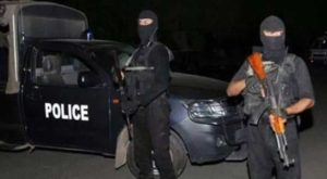 the joint raid was carried out after a tip-off