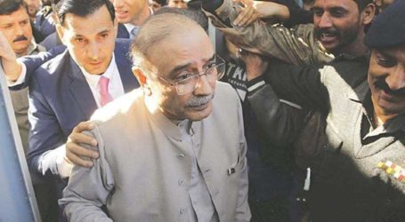 PPP's Asif Zardari admitted to hospital after health deteriorates