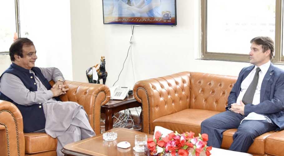 Ambassador of Cuba Zener Javier Caro Gonzalez floated the proposal